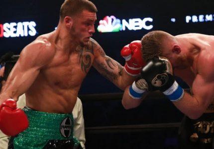 Joe Smith Jr. TKOs Andrzej Fonfara in round one