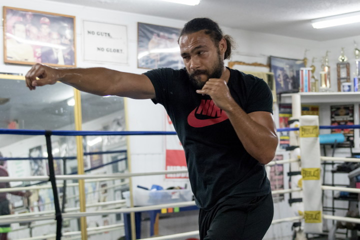 Keith Thurman Shawn Porter Boxing Interviews Boxing News