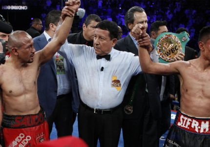 Vargas-Salido post fight quotes
