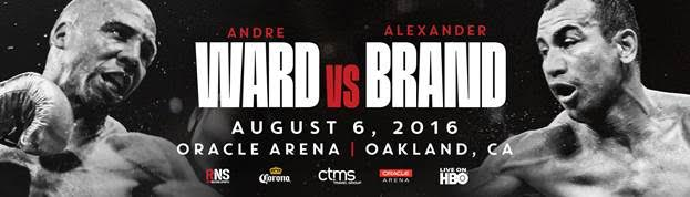 Alexander Brand Andre Ward Boxing News