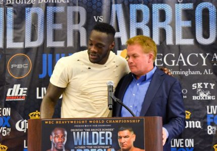 Deontay Wilder – Chris Arreola press conference quotes for July 16 fight