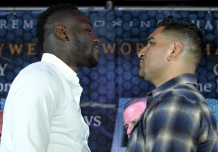 Deontay Wilder – Chris Arreola  quotes