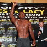 "Jeff Lacy - Former IBF super-middleweight king Jeff Lacy is still not ready to walk away from the sport he loves. ""Left Hook,"" now aged 39 and coming off a loss to Sullivan Barrera - a 4th round stoppage loss back in January of last year - will face former British light-heavyweight champ Tony Oakey in a white collar show set for Bristol, England on October 1st. Lacy, 27-6(18) will be making his first UK appearance since that famous night when Joe Calzaghe dethroned him and arrived as a star on the world stage."