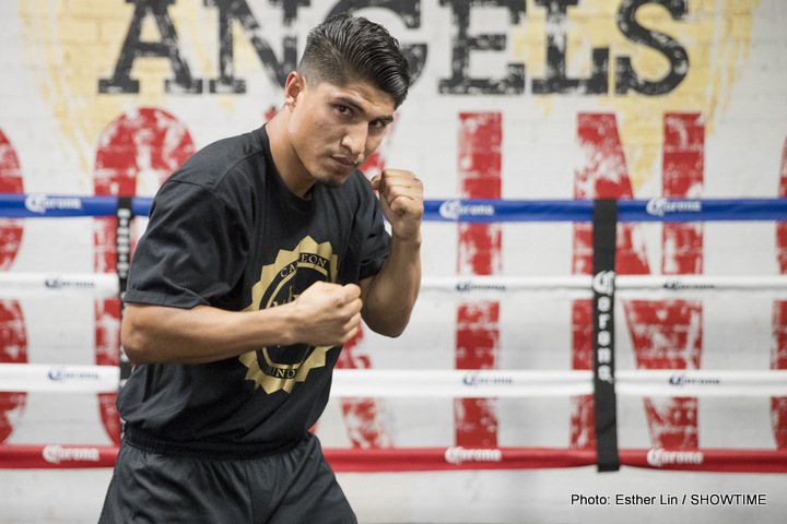 Mikey Garcia to go for FOURTH world title in as many weights in February, will fight Sergey Lipinets for IBF 140 pound belt