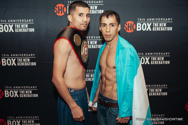 Adam Lopez Boxing News Boxing Results