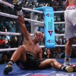 """Isaac Chilemba - Tonight at the DIVS Sports Palace in Ekaterinburg, Russia undefeated WBO, WBA and IBF Light Heavyweight World Champion Sergey """"Krusher"""" Kovalev (30-0-1, 26 KOs*) dazzled his hometown crowd during 12 heart stopping rounds as he defeated Isaac """"Golden Boy"""" Chilemba (24-4-2, 10 KOs) via unanimous decision."""