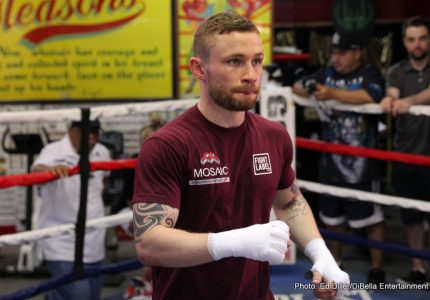 Bored by Crawford-Postol? Get ready for a fun fight on Saturday: Santa Cruz-Frampton will not disappoint