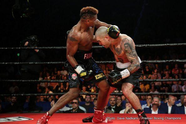 Adonis Stevenson Thomas Williams Jr Boxing News