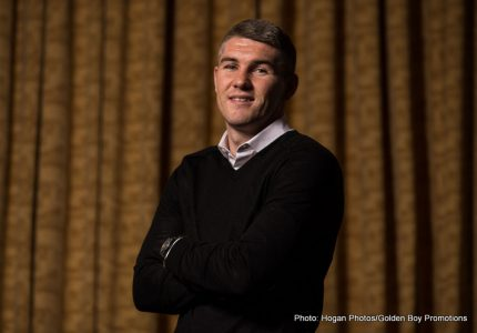 Liam Smith sees two fights between he and Canelo; says Canelo will want rematch after he loses on Sept 17