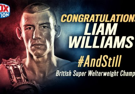 Liam Williams scores dramatic 11th round stoppage of Gary Corcoran