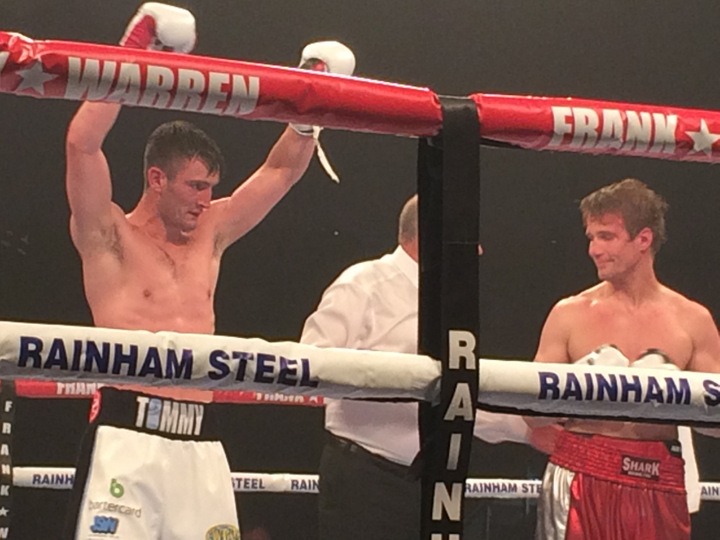 Tommy Langford Boxing News Boxing Results British Boxing