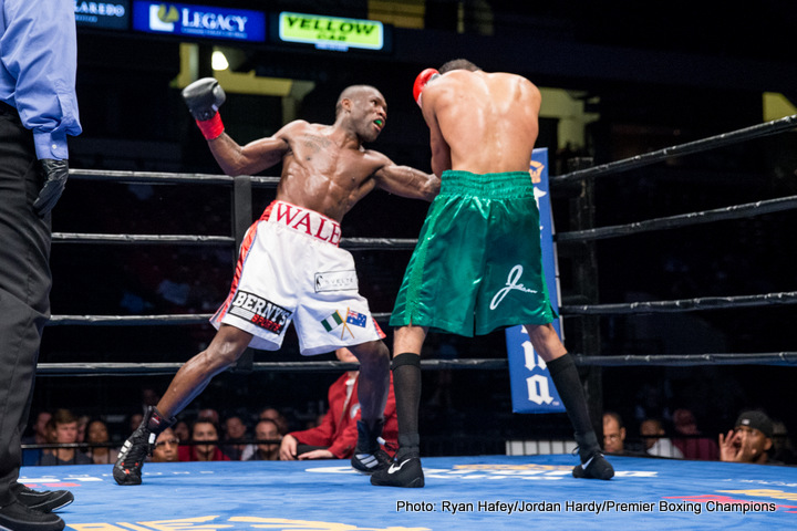 Jamal James - Minneapolis Armory to Host Two World Title Bouts Featuring Local