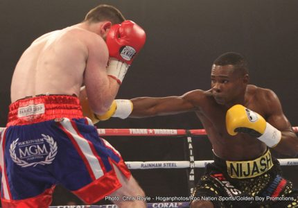 Guillermo Rigondeaux stops Jazza Dickens
