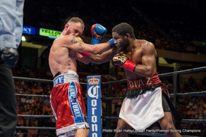 1-Sammy Vasquez vs Felix Diaz - July 16_ 2016_Fight_Ryan Hafey _ Premier Boxing Champions