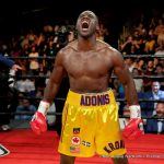 Adonis Stevenson - Undefeated knockout artist Adonis Stevenson, the longest reigning light heavyweight world champion, will defend his title against two-division champion Badou Jack on Saturday, May 19 live on SHOWTIME from the Air Canada Centre in Toronto in an event presented by Premier Boxing Champions.
