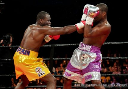"Adonis Stevenson-Joe Smith Jnr in ""advanced talks"" for April fight"