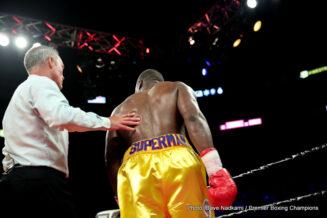 Adonis Stevenson, Thomas Williams Jr - Boxing News