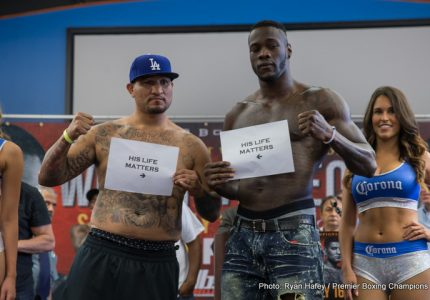 Deontay Wilder vs. Chris Arreola: Big Boys Brawl in Birmingham