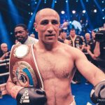 Tim Lihaug - Arthur Abraham (44-5, 29 KOs) says his opponent Tim-Robin Lihaug (15-1, 8 KOs) should expect no sympathy from him when they meet on July 16 for the WBO International Super Middleweight title at the Max-Schmeling-Halle in Berlin.