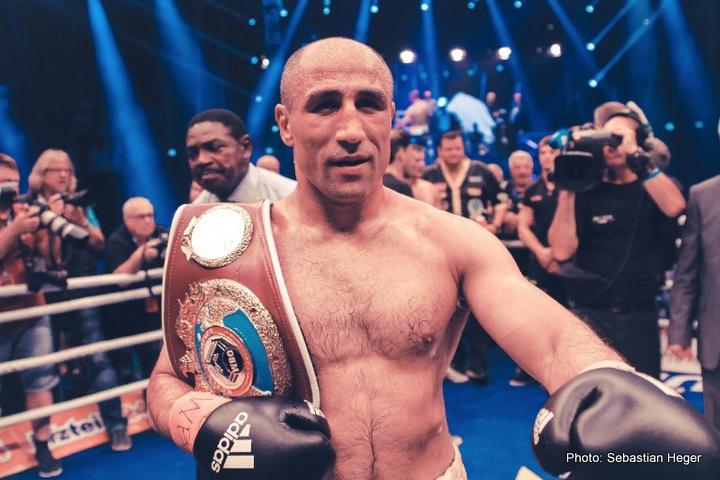 Arthur Abraham, Robin Krasniqi - Boxing News