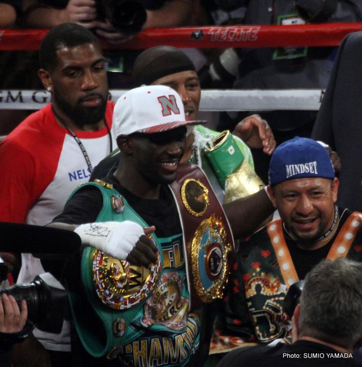 Felix Diaz Jr Shakur Stevenson Terence Crawford Boxing News