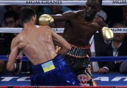 Terence Crawford-John Molina Jr likely for Dec 10