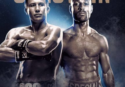 Gennady Golovkin vs Kell Brook at The O2 in London on September 10