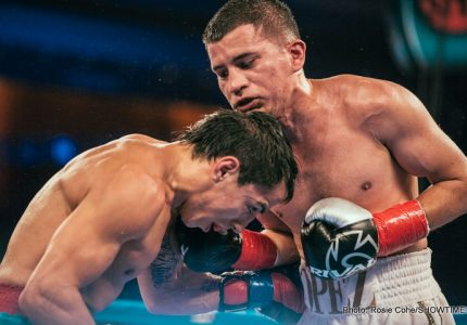 Lopez And Reynoso Fight To Draw