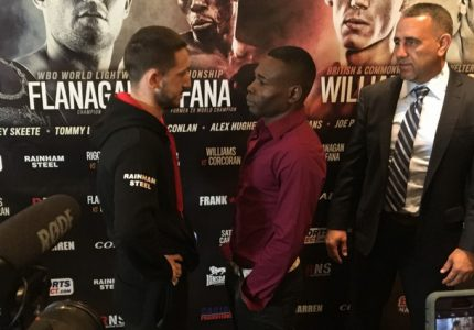 Rigondeaux vs Dickens: Press Conference Quotes, Videos