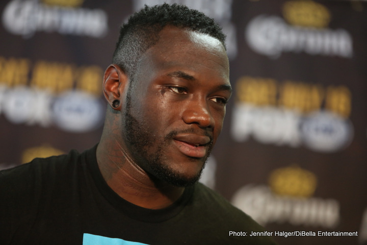 Chris Arreola, Deontay Wilder - Boxing News