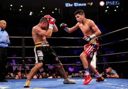 Mario Barrios defeats Devis Boschiero