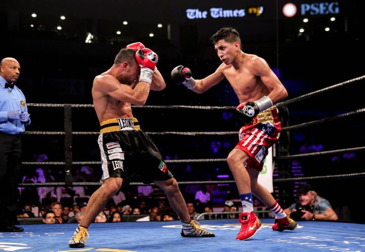Mario Barrios - Boxing News