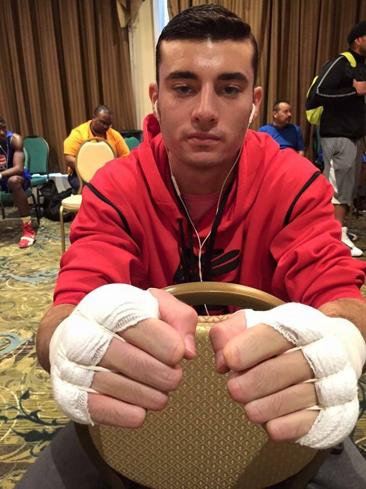 James Perella Boxing Interviews Boxing News