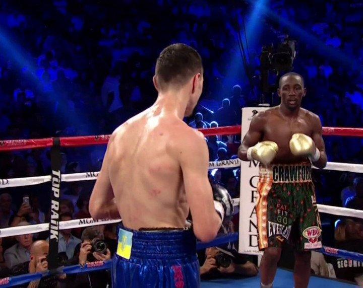 Terence Crawford Viktor Postol Boxing News