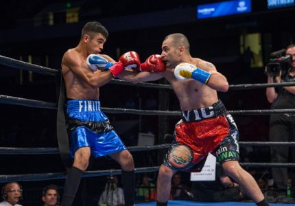 James beats Omotoso; Frias TKOs Darchinyan