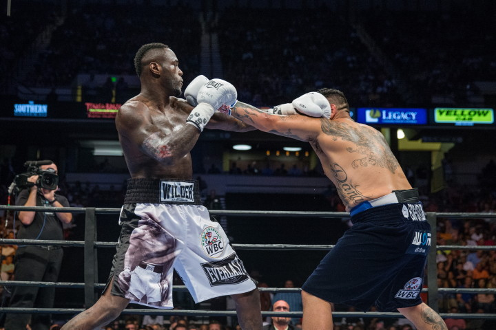 Deontay Wilder set to defend WBC title against Andrzej Wawrzyk, February 25 in Birmingham