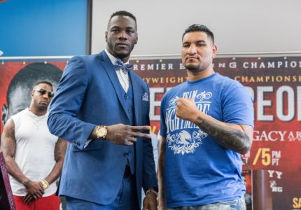 Deontay Wilder – Chris Arreola final quotes