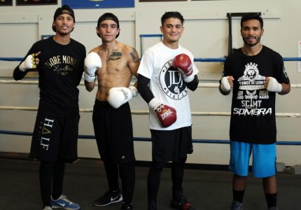 Joseph Diaz, Jr, Nick Arce and Roy Tapia quotes