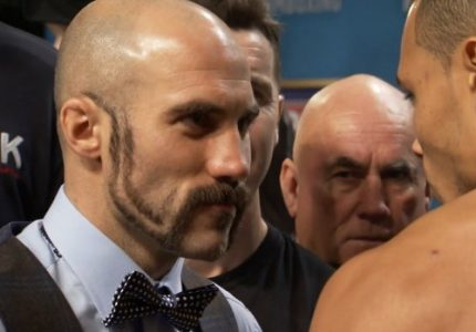 "Gary ""Spike"" O'Sullivan targeting the winner of Liam Smith and ""That Mexican that thinks he's Irish"""