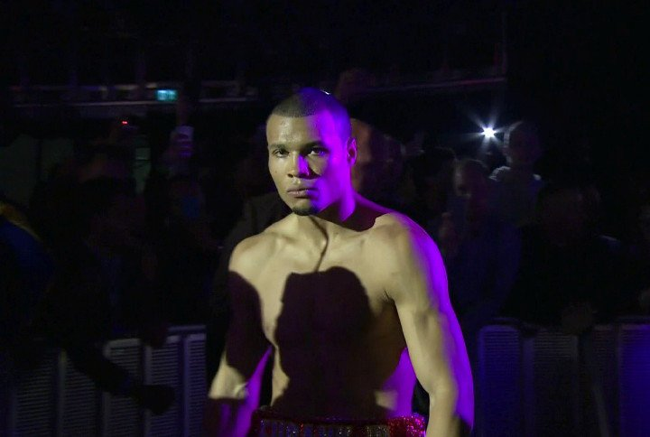 Chris Eubank Jr Boxing News British Boxing Top Stories Boxing