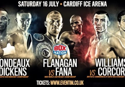Terry Flanagan overcomes a game and tricky Mzonke Fana to retain WBO lightweight title