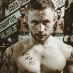 Carl Frampton, Leo Santa Cruz - LONDON (29 July) - Carl Frampton insists that size won't be a factor when he faces Mexican world champion Leo Santa Cruz this Saturday night.