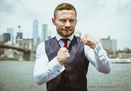 Carl Frampton Interview
