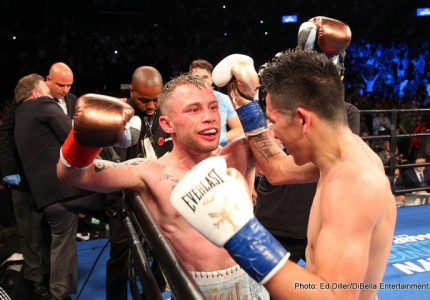 "Carl Frampton wants Leo Santa Cruz rematch next, ""It's what the fans want"""
