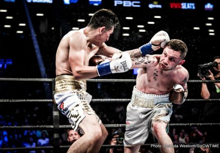 Carl Frampton-Leo Santa Cruz II: Repeat or Revenge?
