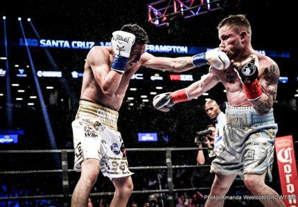 Carl Frampton vs. Leo Santa Cruz 2: Preview & Prediction