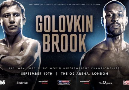 Sheffield legend, former light-heavyweight king Clinton Woods breaks down GGG-Brook clash