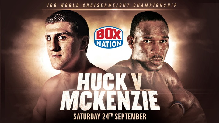 Ovill McKenzie - Ovill Mckenzie has been forced to withdraw from his challenge for the IBO World Cruiserweight Championship against Marco Huck on medical grounds. Mckenzie, 36, was due to face Germany's Huck this Saturday 24th September at the Festhalle Arena in Frankfurt.