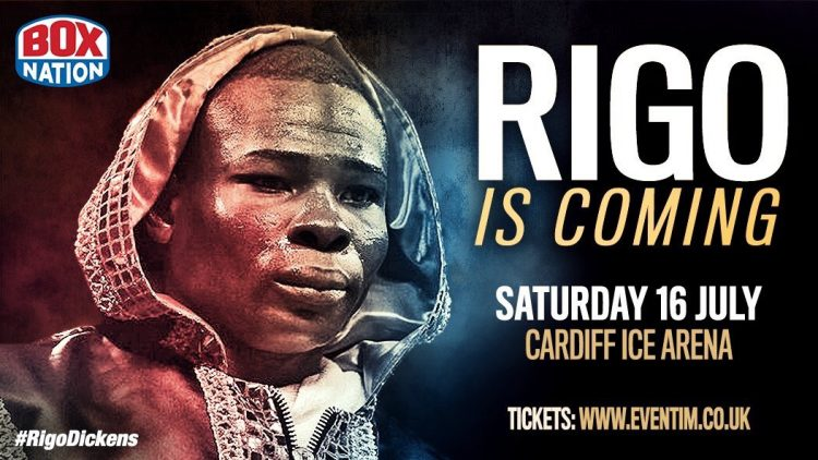 Kell Brook not the only British boxer up against it – Jazza Dickens challenges Guillermo Rigondeaux this Saturday