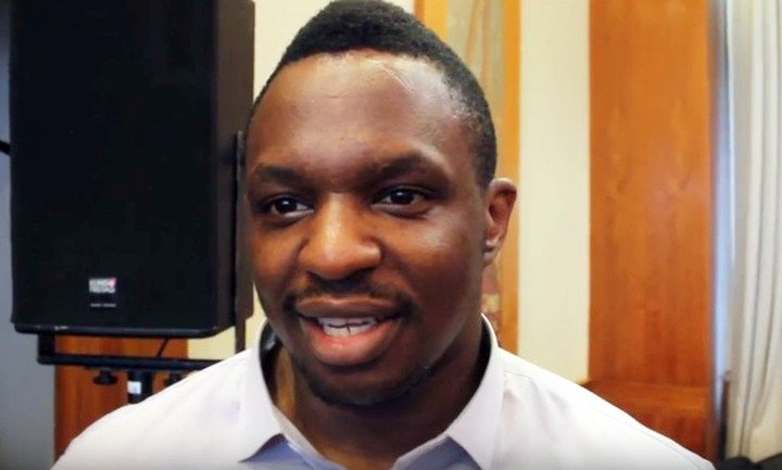 Dillian Whyte Boxing News British Boxing